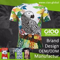 Ciao Value sublimation vietnam t-shirt for retailer
