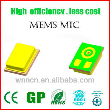 Small size, SILICON,/ MEMS microphone ERA383 A13