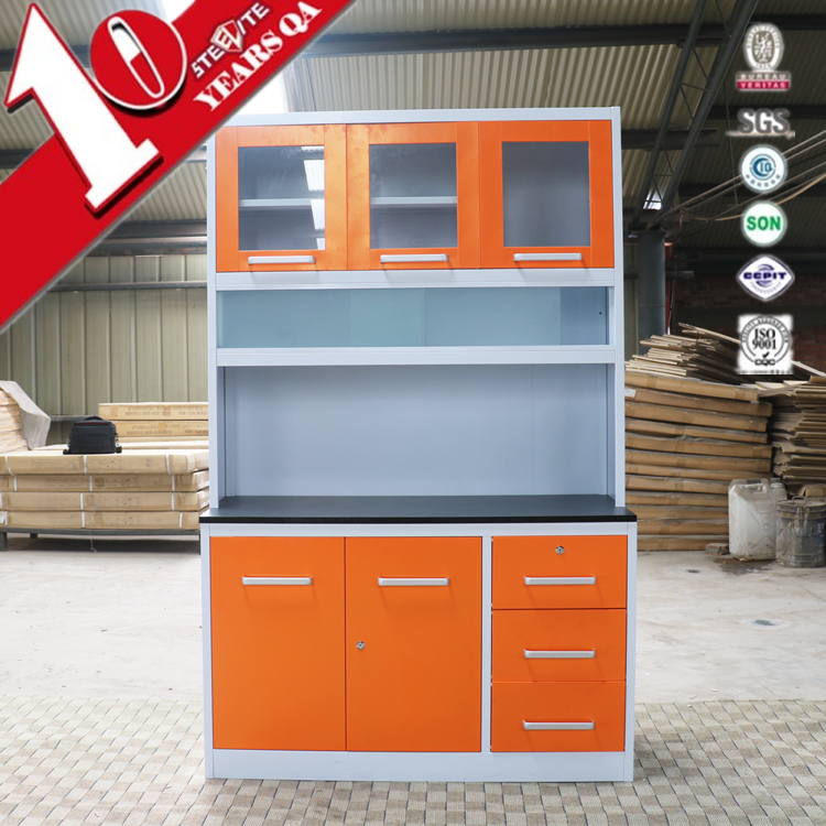 Kitchen Pantry Sri Lanka: Metal Material Kitchen Cabinet Modern Pantry Cupboards
