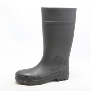 2ab163fa73d PVC boot gumboots safety work rain boots protective shoes for construction  farming mining industry
