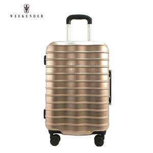 Bright Color Abs High Glossy Travel Branded Trolley Luggage