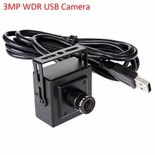 Dynamic Up to 100dB Support MIC OTG 3MP H.264 Micro AP0331 Sensor WDR USB Webcam For Android Linux Windows