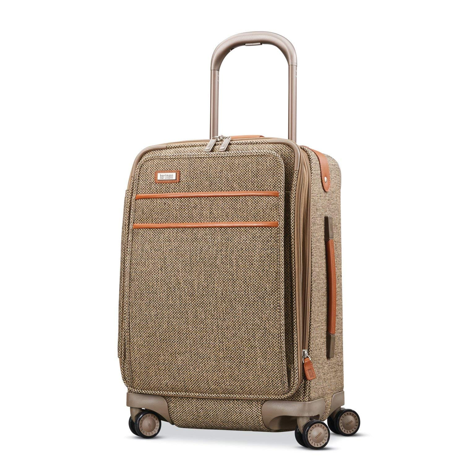 1c8925b0f810 Get Quotations · Hartmann Luggage Tweed Legend Global Carry On Expandable  Spinner