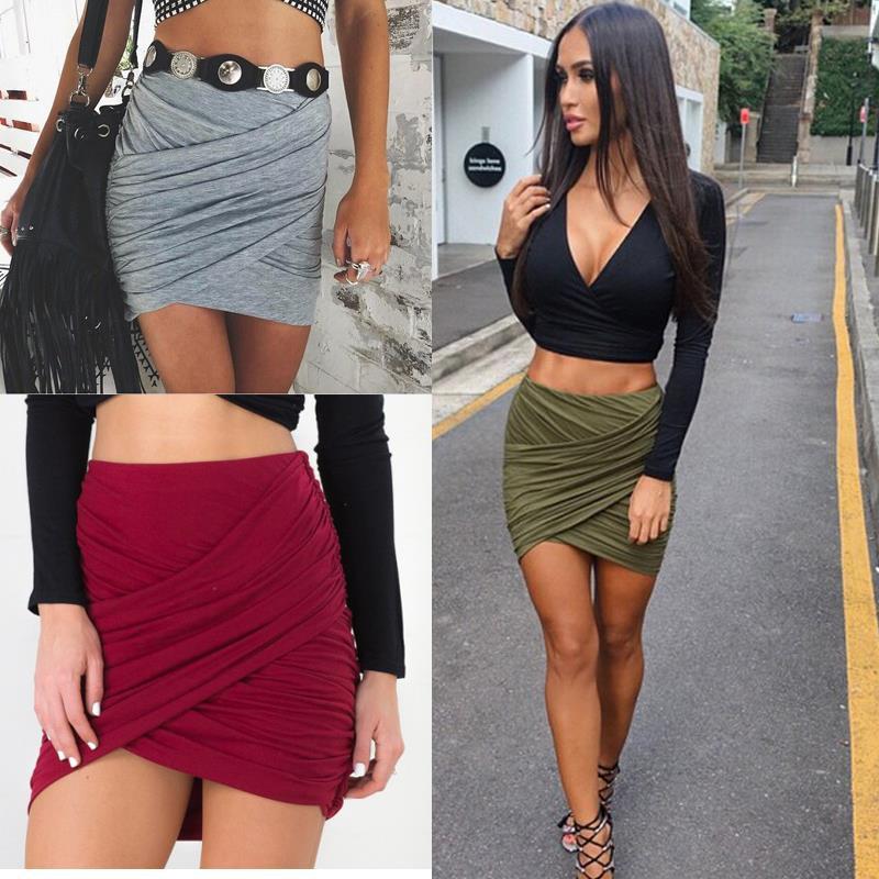 Woman Short Skirt 110