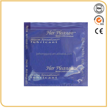 Warm Sensations Lubricant Brand Latex Condoms