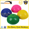Spiky Massaging Hemisphere PVC Massage Balance Ball