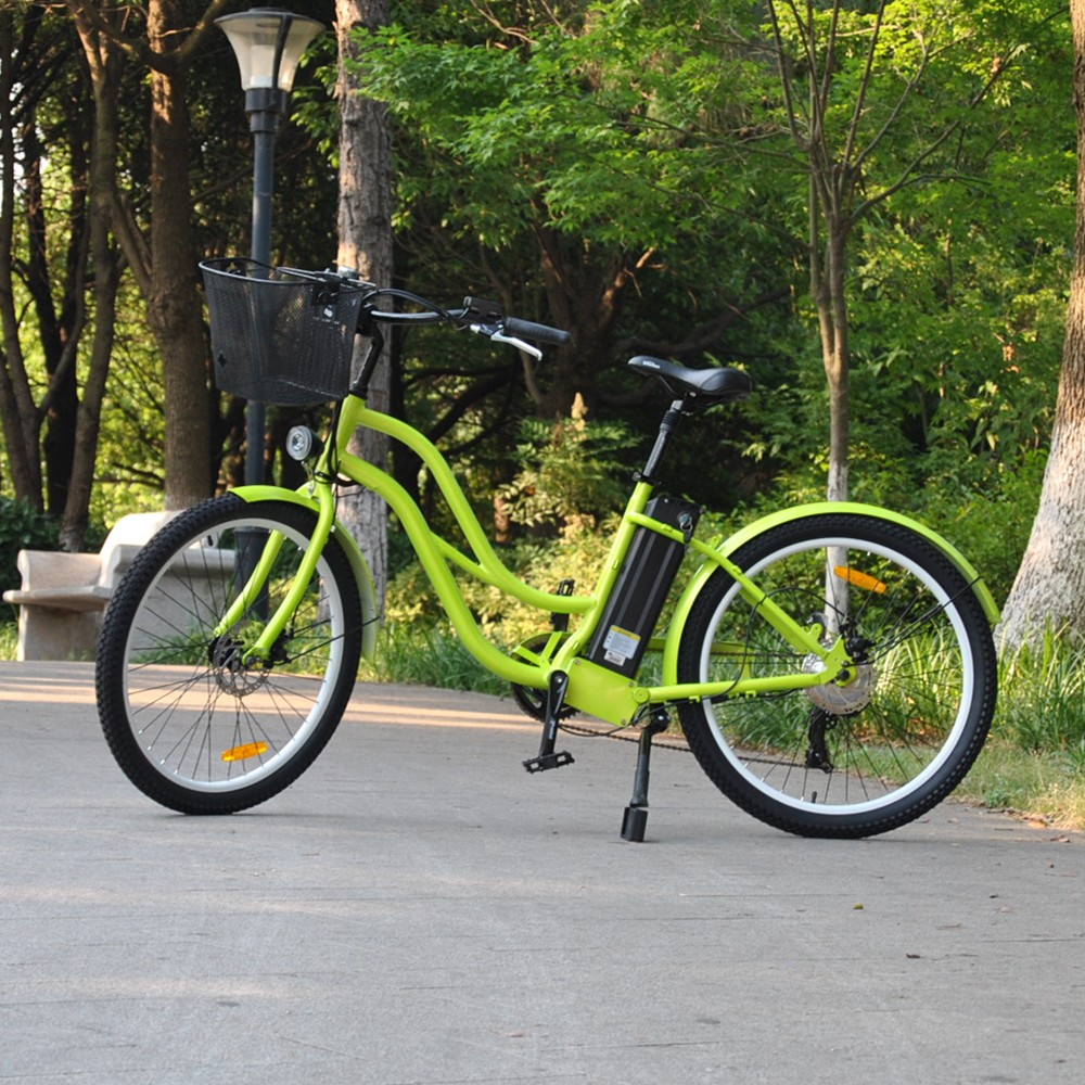2017 Cheap Price city motiv electric bike from China RSEB-1214