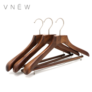 Wholesale Luxury Wooden Hangers Suit Hangers