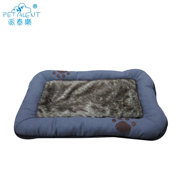 Luxury Plush Warm Pet Mat ,Dog Cushion ,Large Dog Mattress
