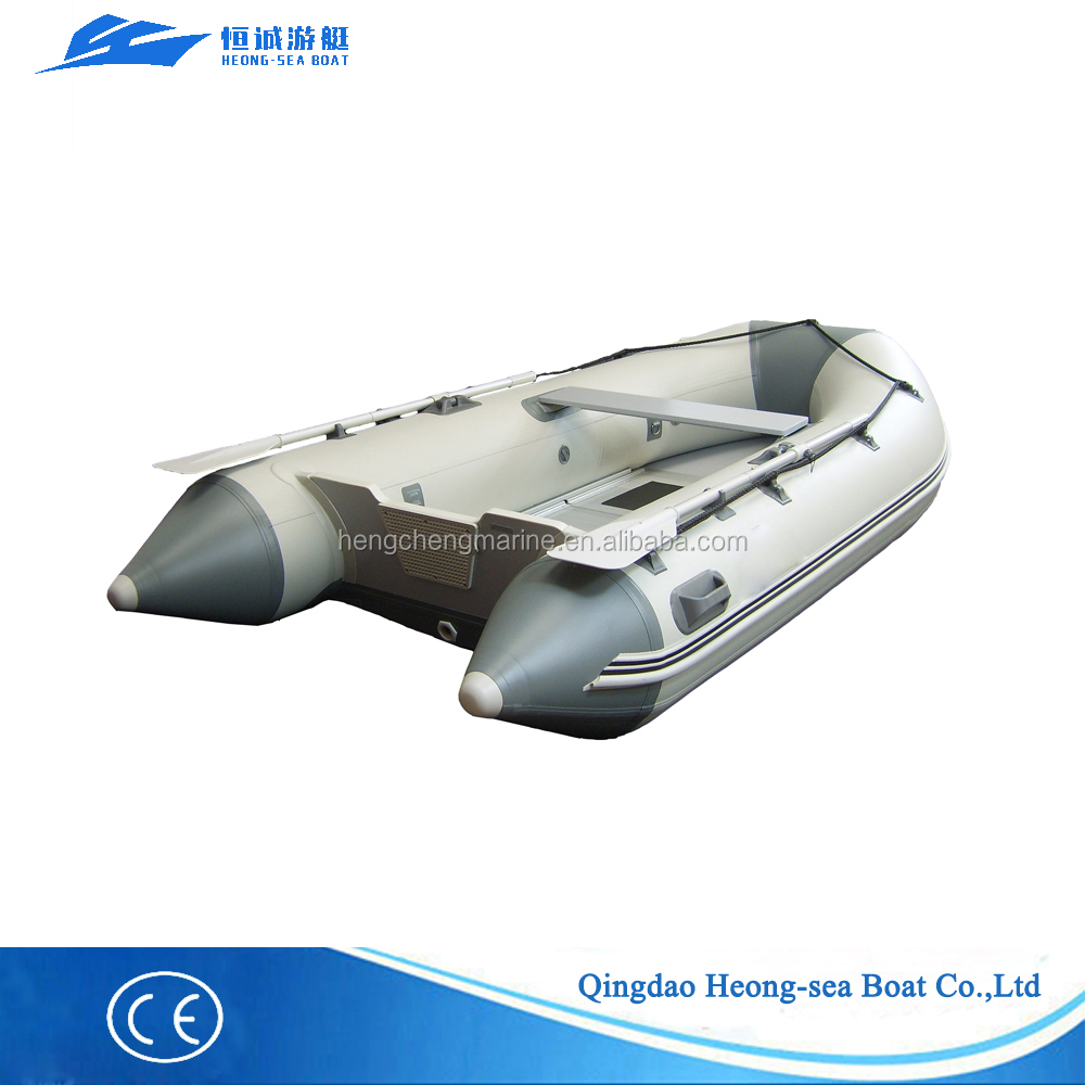 "9' 8"" Inflatable Boat - Aluminum Floor Tender -Yacht, Dingy, fishing,Sailing, Dive"