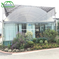 Commercial DIY lean to Greenhouse