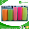 75gsm Color fluorescent neon paper roll for stick note with good price