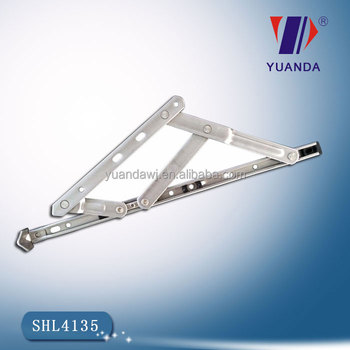 Stainless steel ss304 friction hinge window arm hinge