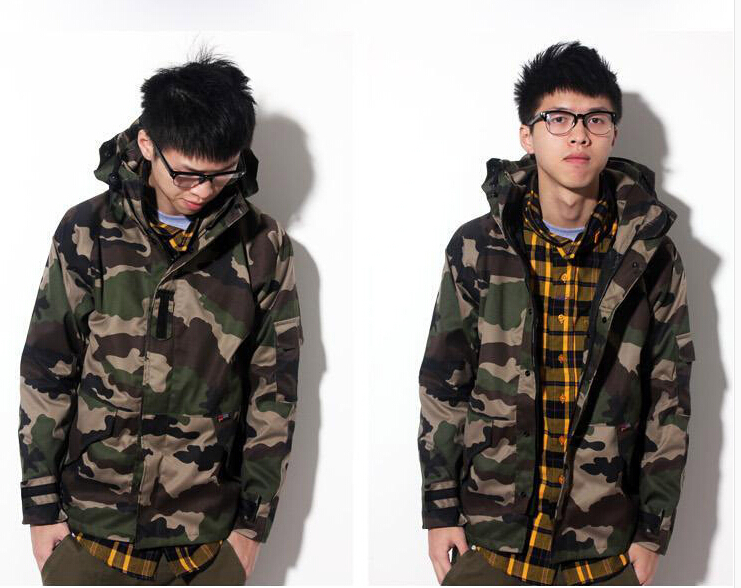 Fall Tactical Camouflage Jacket Men Women Plus Size Camo Hooded ... 8ee6f2e4ccb