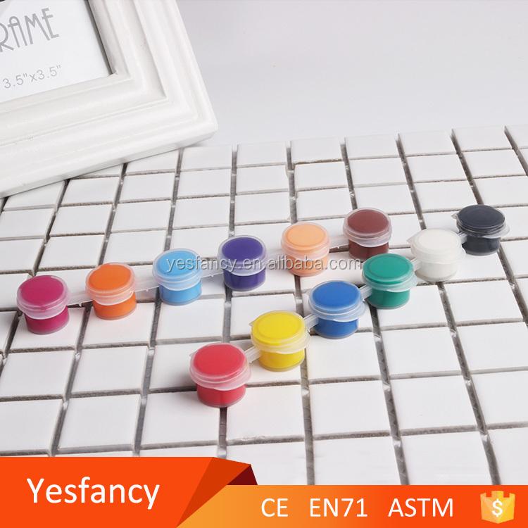 Free Samples Acrylic Paint Set Colour Student Walmart - Buy