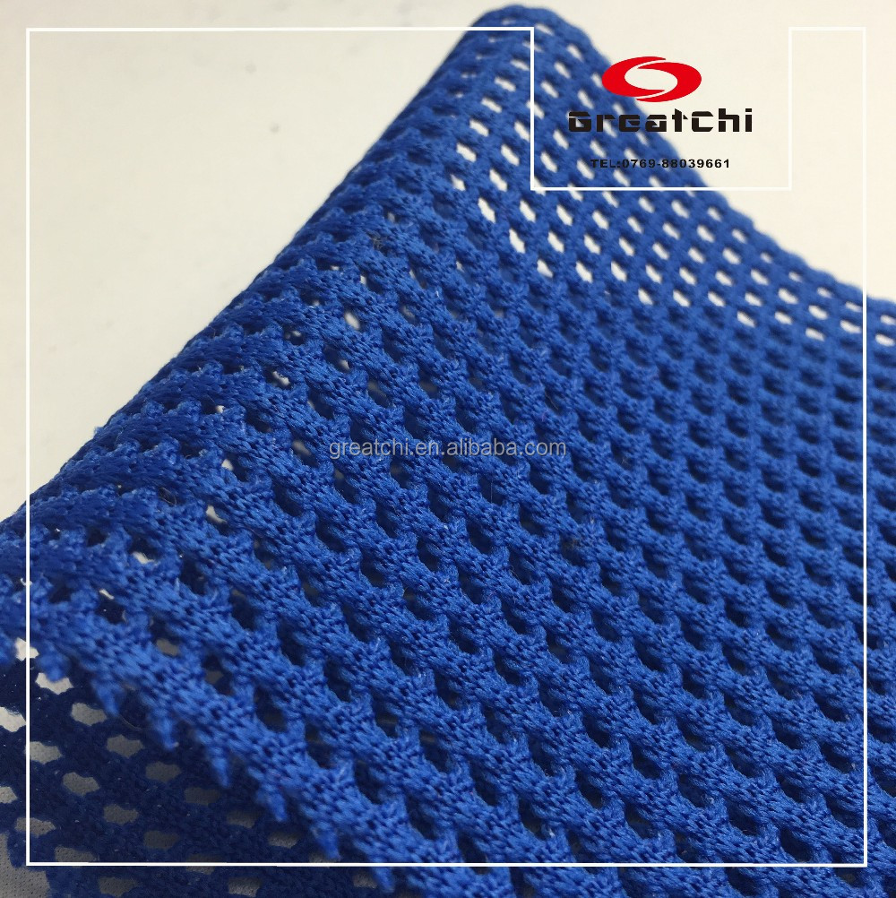 China suppliers knit cotton shoes upper flyknit fabric material