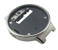 OEM Stainless Steel Smart Watch Case Parts for Wrist Watch