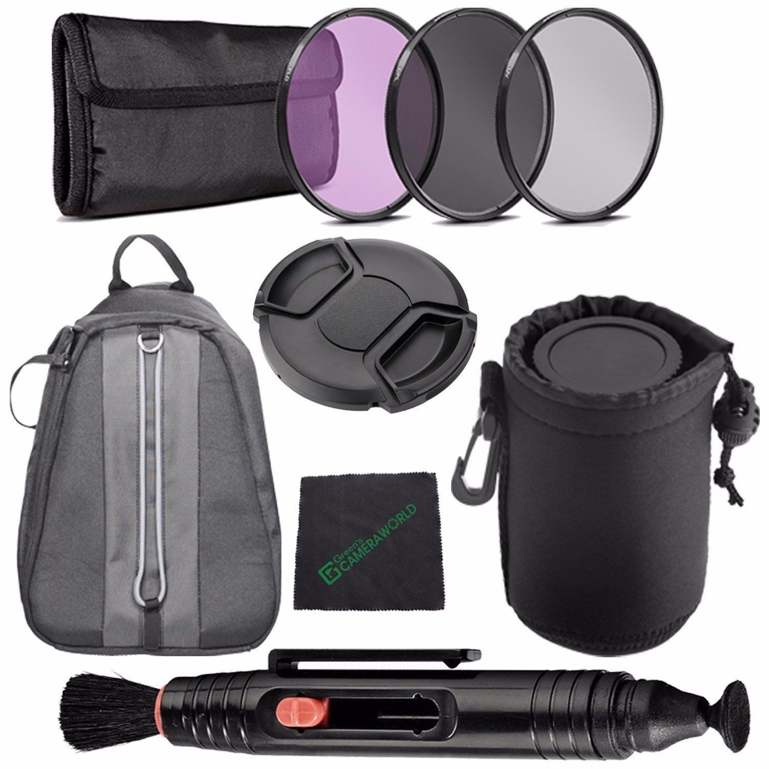 Buy Precision Design Camera Mini Sling Backpackcleaning Kit F