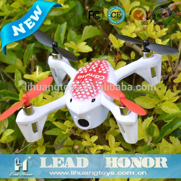LH-X2 High Quality Drone 2.4G 6-Axis Gyro Mini RC Quadcopter with HD Camera