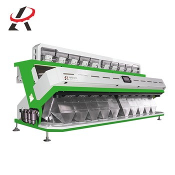 High Output ISO9001 CCD Color Sorter Machine