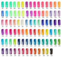 Free shipping 6pcs VOG fashion color Soak Off gel nail polish 15ml 268 colors for choice