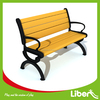 Amusement Park bench,Public Park Cast Iron Stainless Steel Bench LE.XX.047