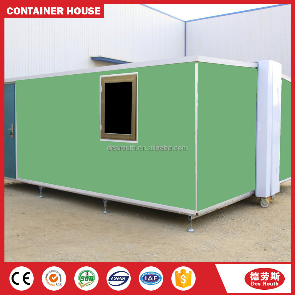 High insulation simple economic living container house