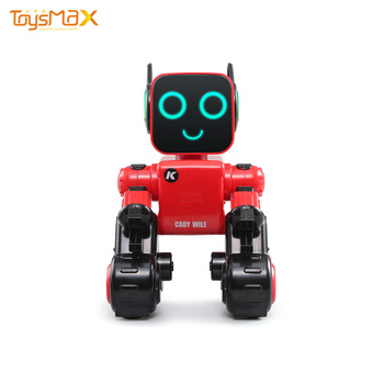 Hot Gesture Control Robot Toys Money Management RC Robot  Singing Dancing With Lights Toy