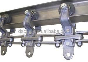 chain manufacturer overhead chainsdrag chain drop forged chain trolleys serie of products x348 x458 x678 f100 f160