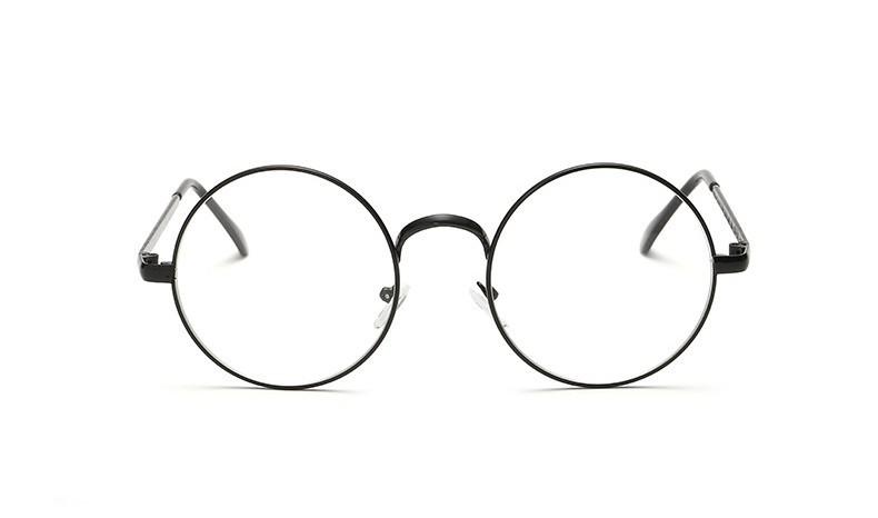 Картинки круглые очки прозрачные