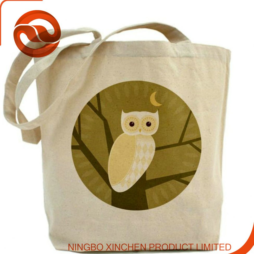 factory sale good quality cotton bag Personalized beach bag