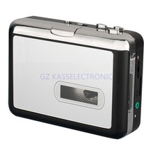 2015 new video cassette converter  convert Cassette tape to MP3  into SD Card directly, no PC required, Free shipping