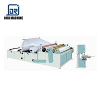 Semi Industry Toilet Tissue Paper Roll Making Machine