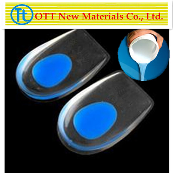 shoes insole silicone rubber