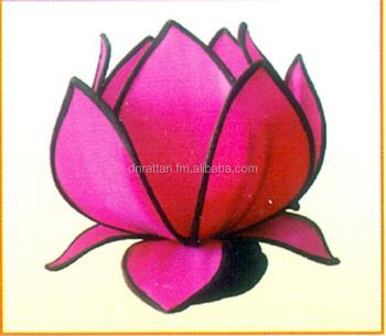 Silk lotus lampshade193 buy lampshade wire frame product on silk lotus lampshade193 aloadofball Choice Image