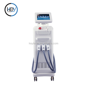 5 in1 laser ipl permanent hair removal machine / skin whitening machine