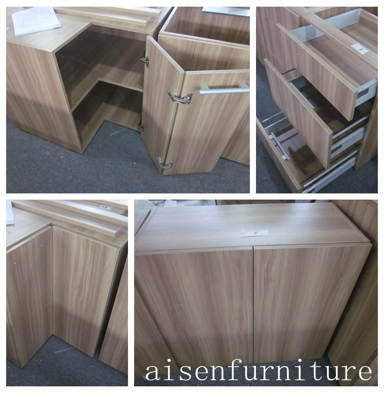 Australian Projekt Heißer Verkauf High-end Moderne Design Holz Farbe ...