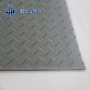 Diamond Rubber Sheet Embossed Pc Sheet