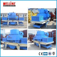 New design rock sand making machine Vertical Shaft Impact crusher price