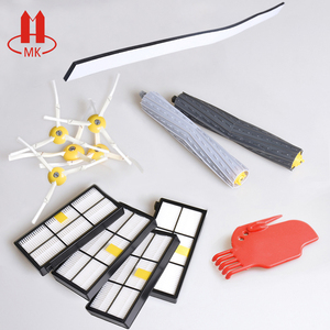 13Pcs/Lot Tangle-Free Debris Extractor Replacement For i-Robot Roo-mba 800 900 series 870 880 980 Vacuum Robots Cleaners Parts