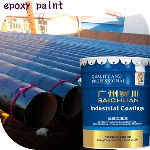 Non toxic spray paint High Build Anticorrosive Drinking Water Tank Epoxy Paint