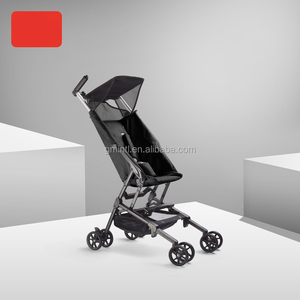 Foldable babi stroller Super lightweight small carry on pocket baby stroller