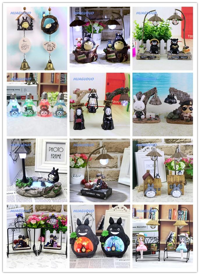 Korean Hot Sale Home Decoration Crafts Creative Resin Home Decor