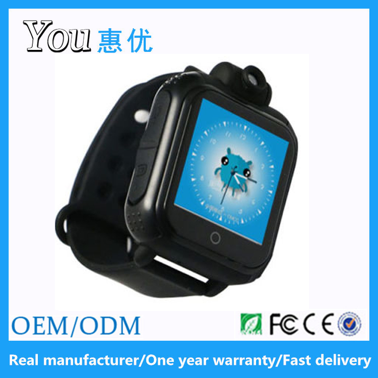 KW113T phone calling pedometer real time location 3g gps children tracker watch