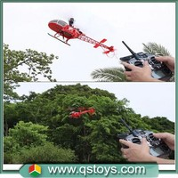 V915 2.4G 4CH Scale Gyroscope RC Helicopter Lama RC Helicopter RTF 4F200LM rc heli with CARBON