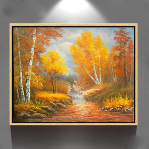 Guangzhou DMY oil painting wholesale landscape oil painting