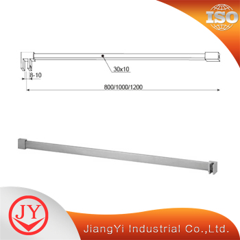 Highest Quality Stainless Steel Adjustable Shower Curtain Rod