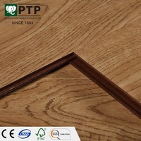 High quality AC4 beautiful life 12mm unique floors with V-groove zebra rona parker laminate flooring