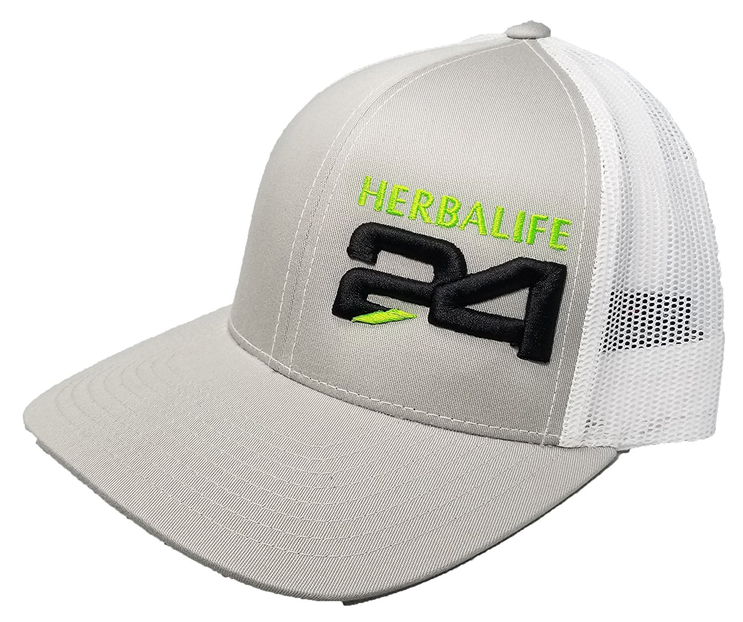 0634ceea6b7 Get Quotations · Richardson 3D Puff Herbalife 24FIT Hat Cap Snapback  Adjustable Adult Unisex