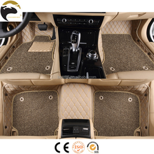Right hand drive 3D 4D 5D mats for the car